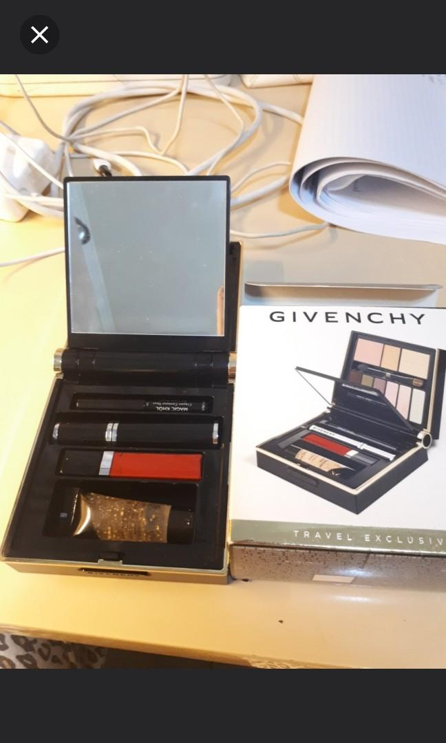(JUAL RUGI) Givenchy All In One Collection Travel Makeup Palette