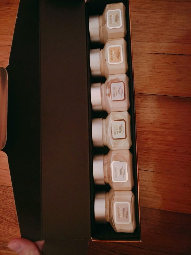 Laura Mercier Souffle Body Cream Gift Set