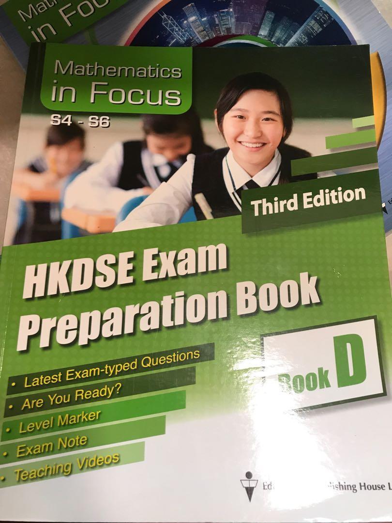 Mathematics in focus 360 practice(Book D)