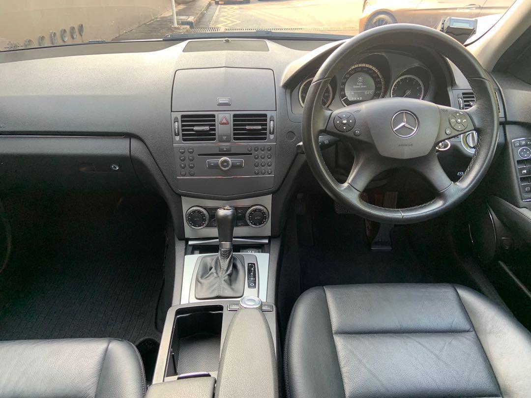Mercedes-Benz C180 CGI BlueEfficiency Auto