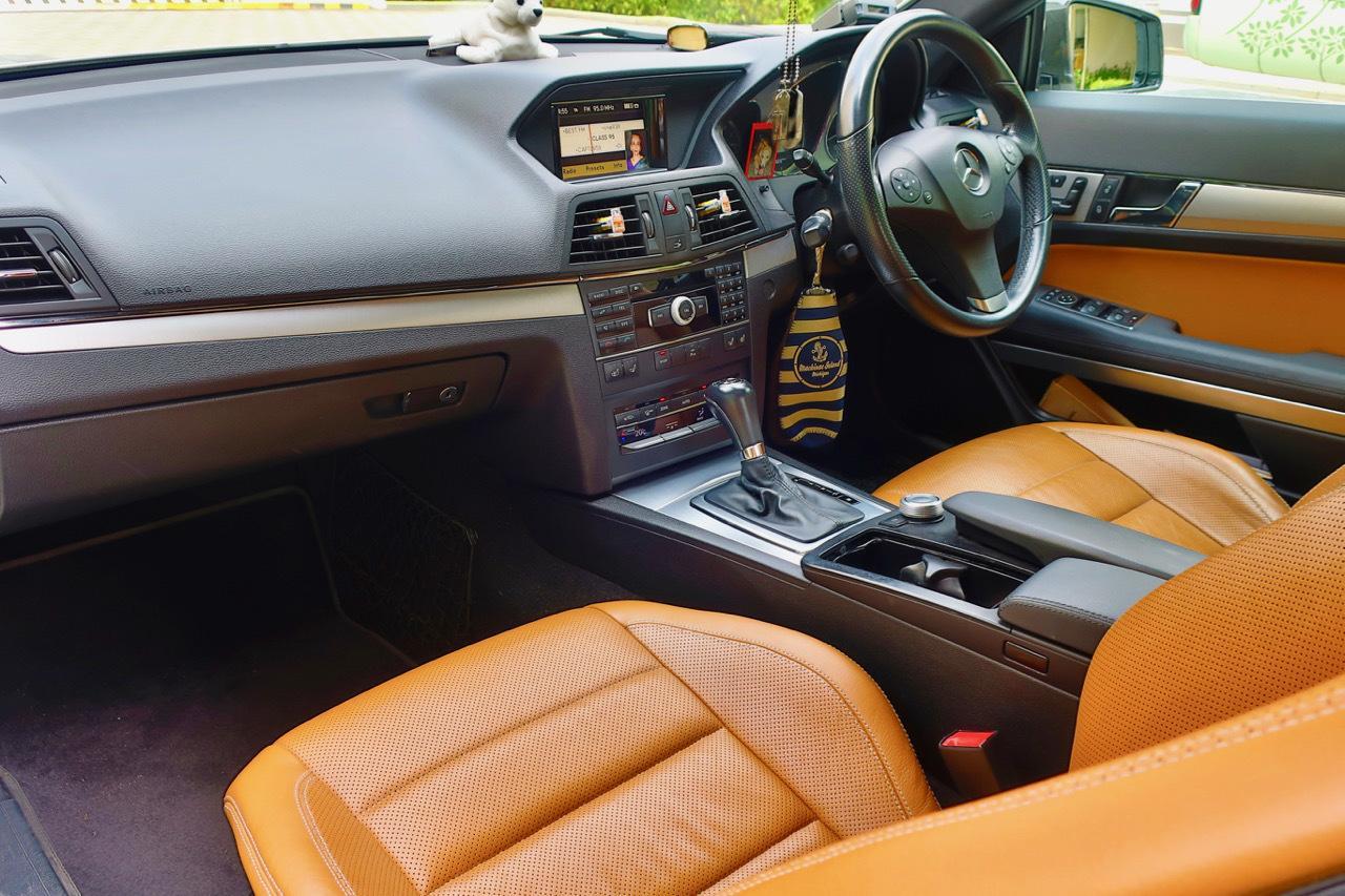 Mercedes-Benz E200 Coupe CGI BlueEfficiency Auto
