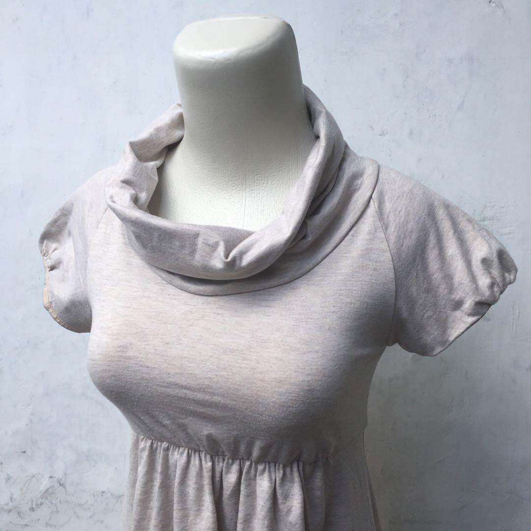 Mini Dress Cream