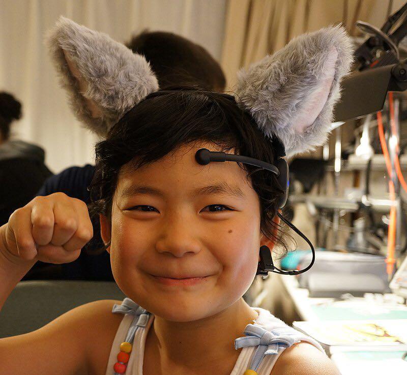 Cosplay Brainwave Cat Ears [Japan]