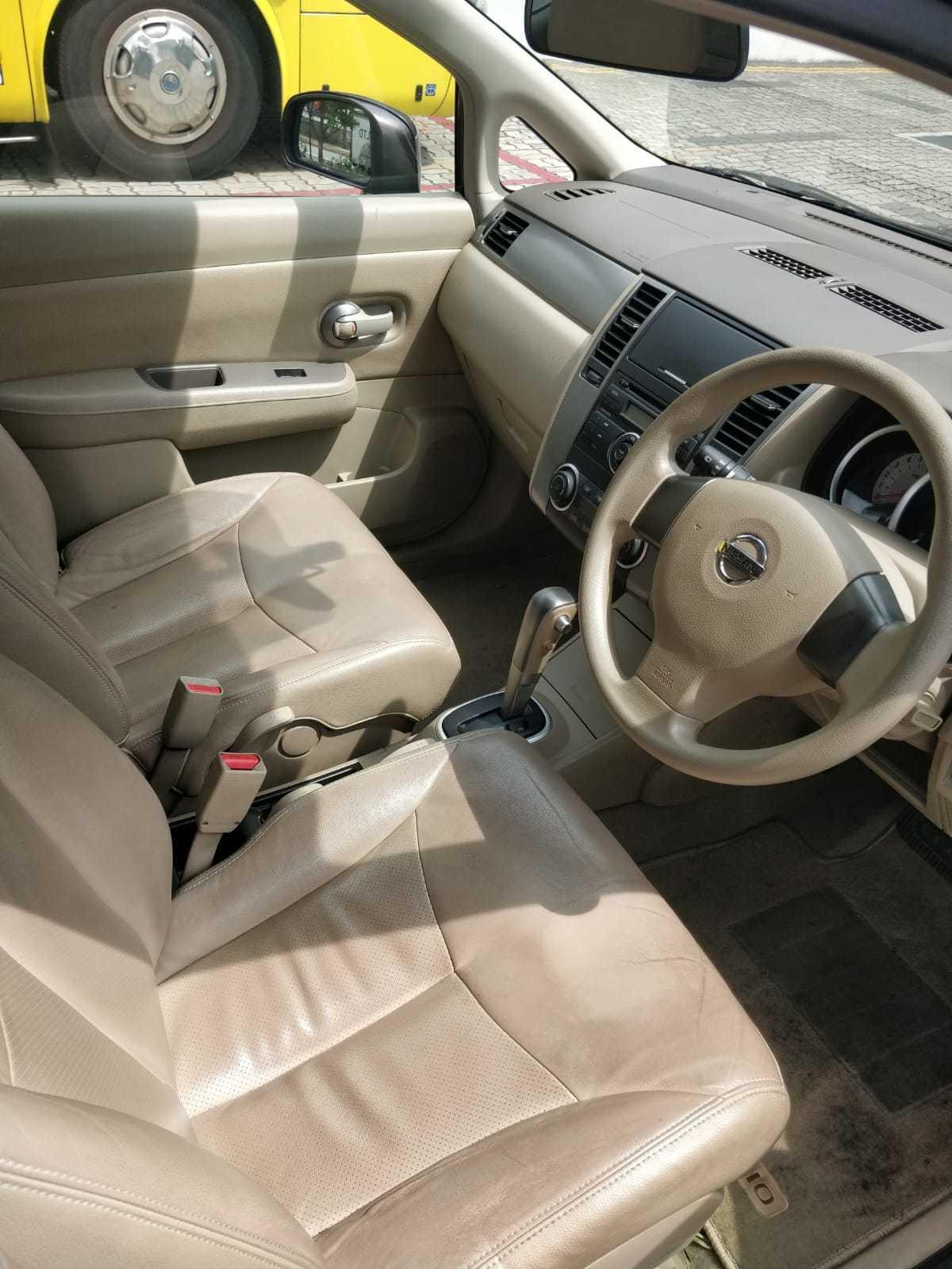 Nissan Latio 1.5A *Lowest rental rates, good condition!