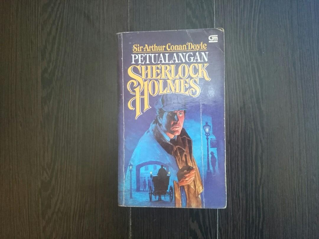 Petualangan Sherlock Holmes by Sir Arthur Conan Doyle