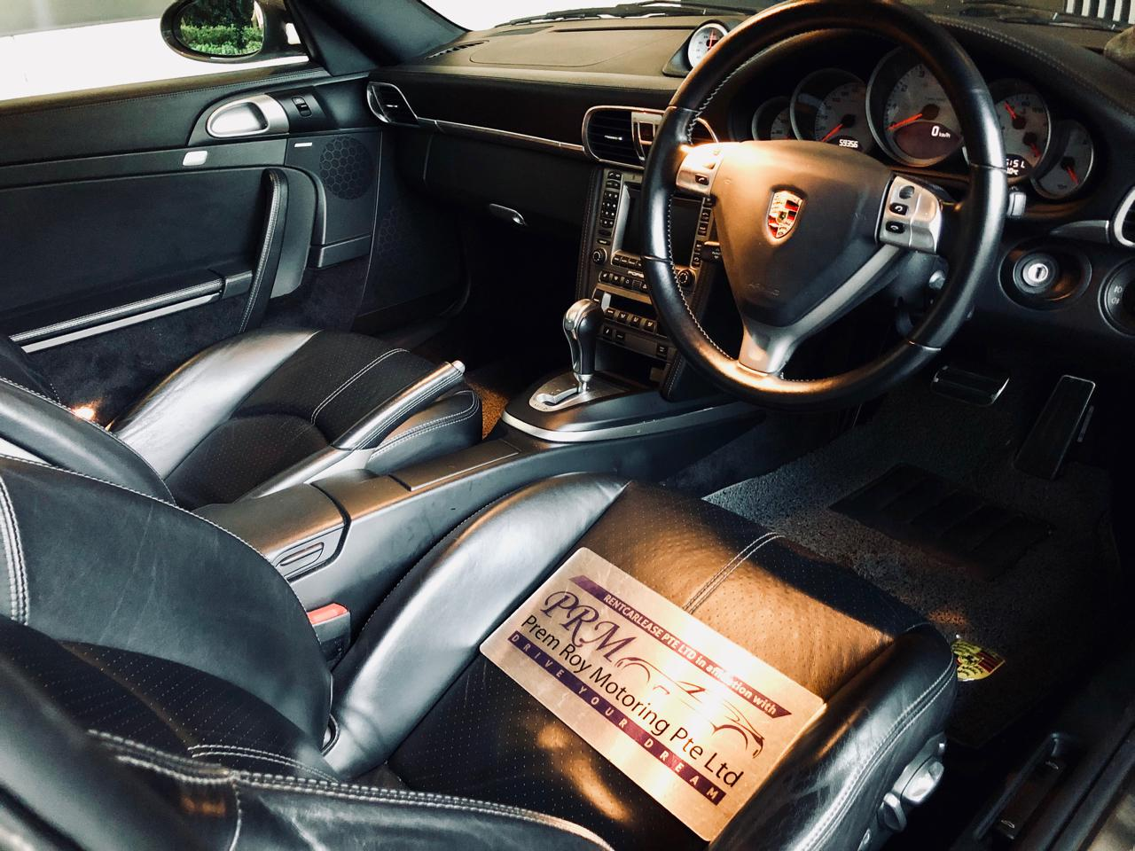 PORSCHE 911 CARRERA-S 3.8 A