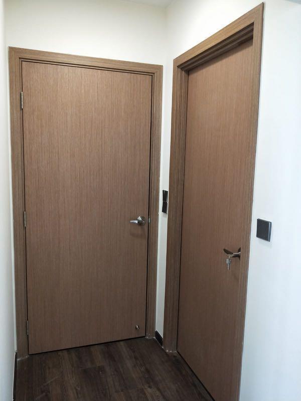 ❗️Solid Laminated bedroom doors
