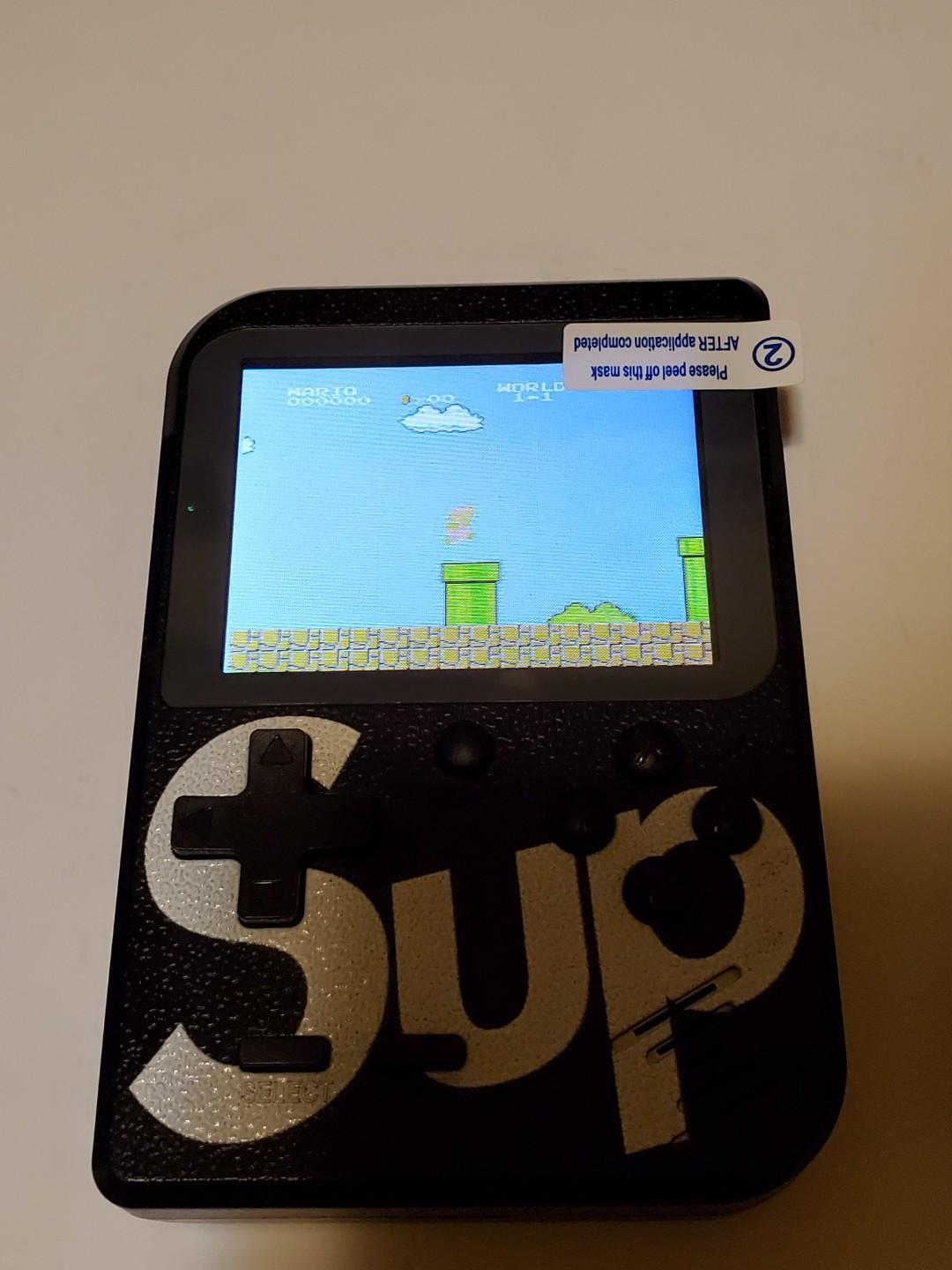 Sup Game Plus Handheld Video Game Console. 400 Classic Games in 1