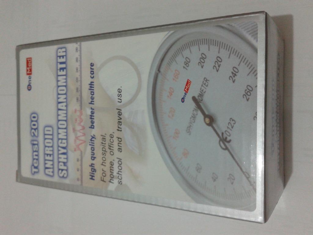Tensimeter OneMed / Tensi 200 Aneroid Sphygmomanometer One Med