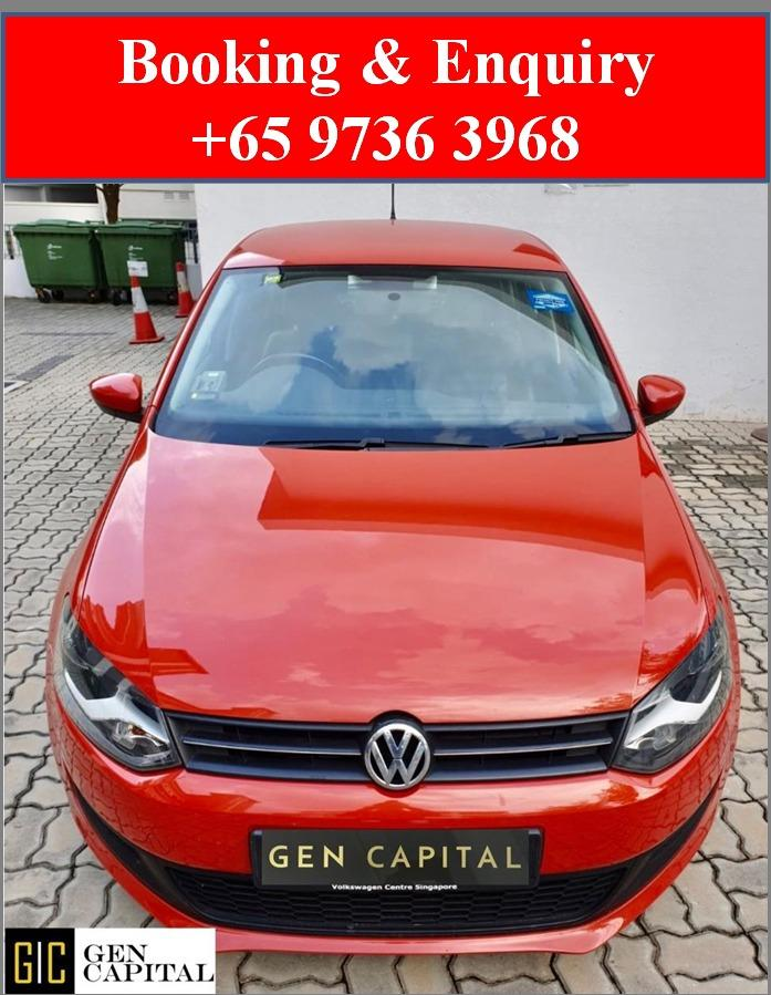 Volkswagen Polo *Lowest rental rates, good condition!