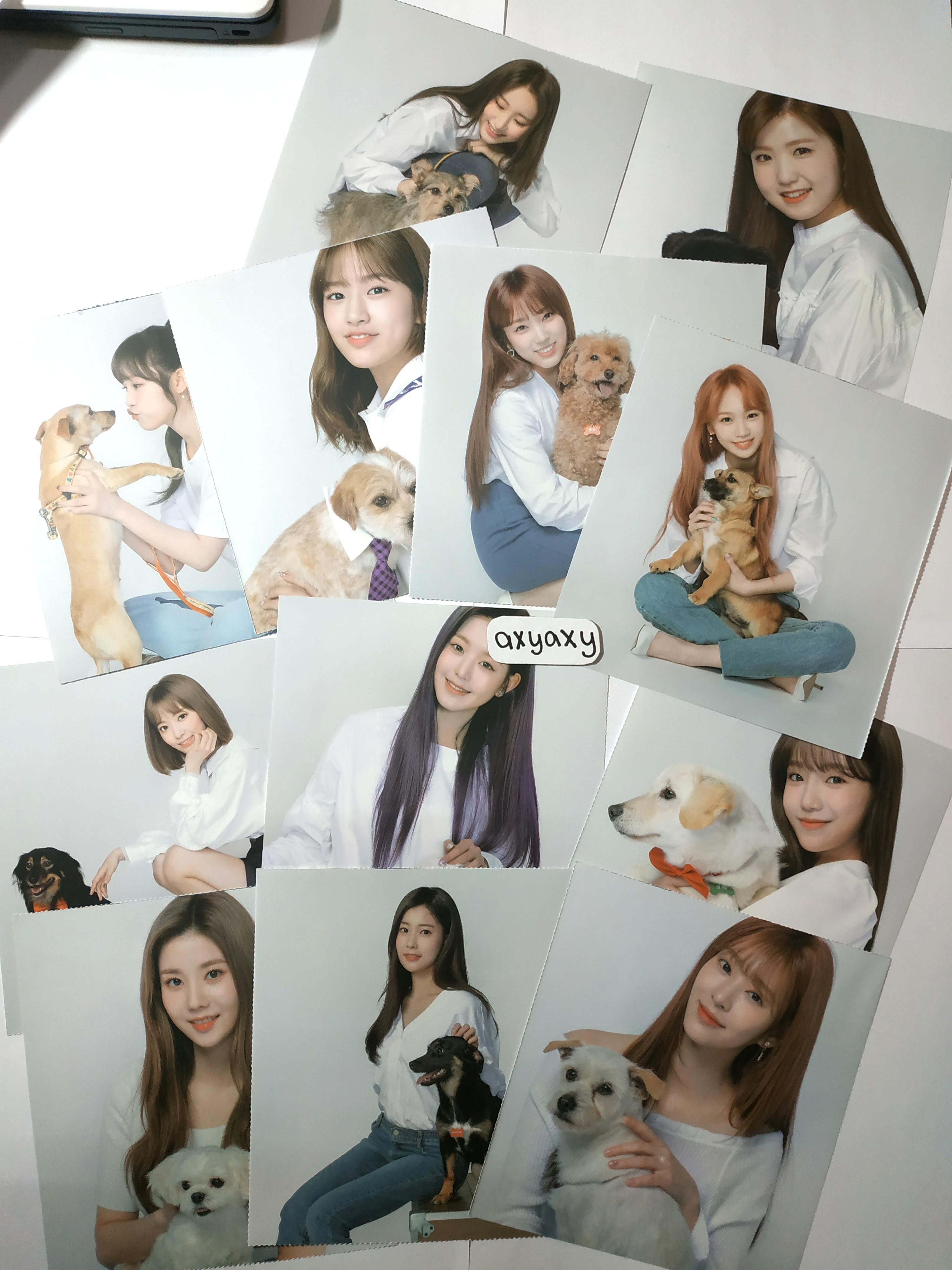 [WTS] IZ*ONE Edition: Gmarket Campaign - Shop For Dog Official Poster
