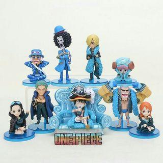 Action Figure 20th One Piece Anniversary