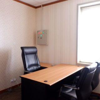 Full set kantor meja Kursi office