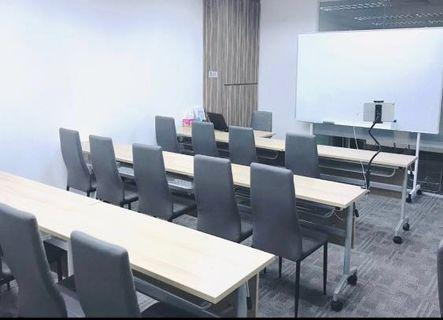 Training Rooms / Meeting Rooms / Conference Rooms For Rent / Rental near Raffles Place / Tanjong Pagar / Telok Ayer MRT
