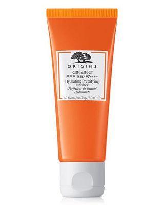 ORIGINS 品木宣言 元氣十足亮膚素顏霜SPF 35/PA+++