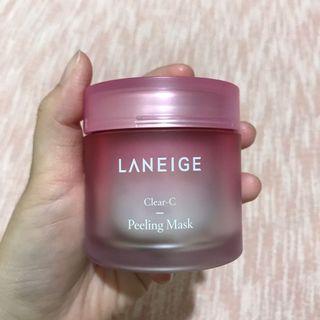 Laneige Clear C Peeling Mask
