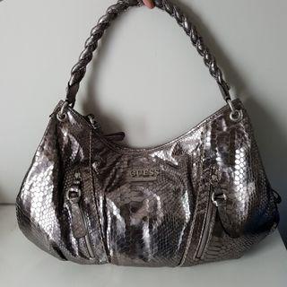 Guess Snake Skin Bag