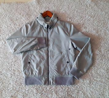 jaket bekas original basic house