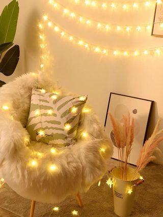 PROMOTION 3m Star fairy lights