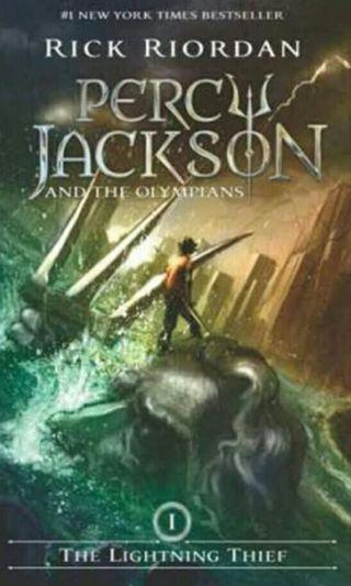 Novel Percy Jackson Series