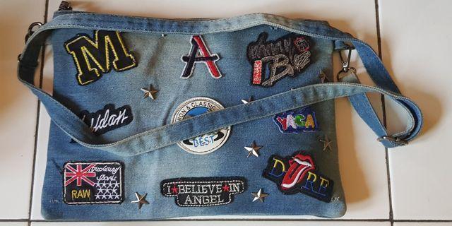 Tas jeans fashion