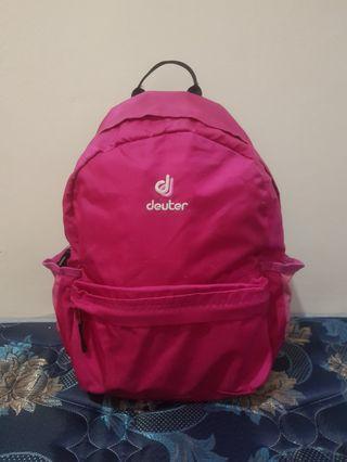 Tas Daypack Deuter Street 22L Pink List