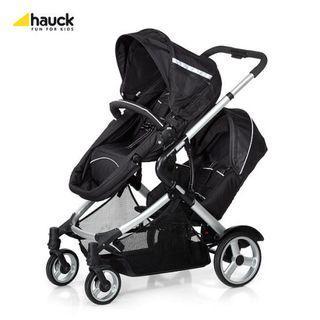 Hauck Duett Tandem/Twin Stroller