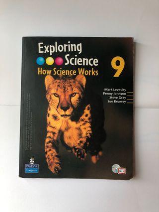 Exploring Science Y9 Textbook