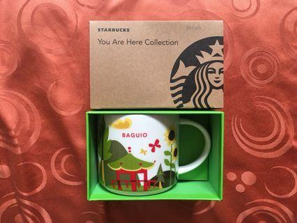 Starbucks Philippines You Are Here Baguio Mug