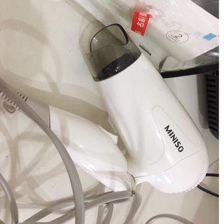 Miniso Foldable HairDryer (White)