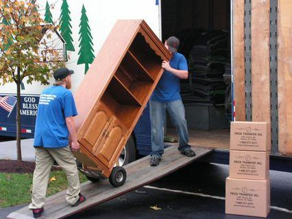 Moving service home and office