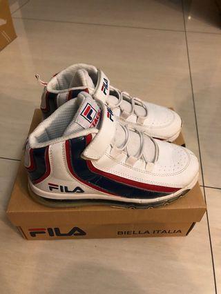 FILA兒童球鞋/23cm