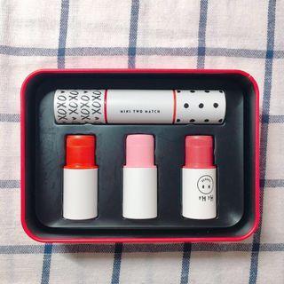 ETUDE HOUSEㄉ一盒唇膏