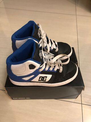 DC SHOES兒童潮鞋/24.5cm