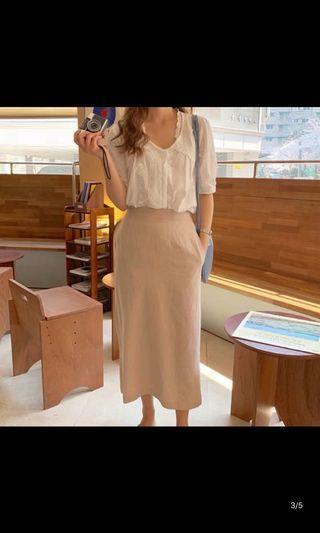 韓國半身裙