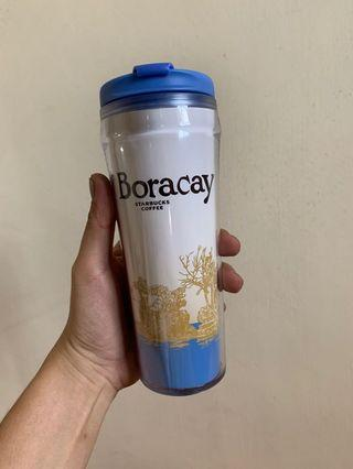 Starbucks Global Icon Tumbler BORACAY version 1