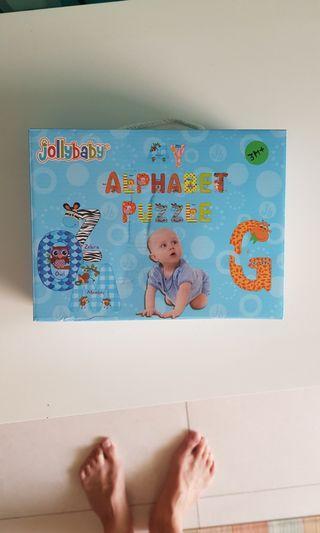 🚚 Alphabet Puzzle