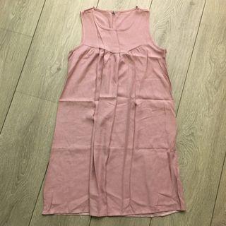 Planet 粉色洋裝#