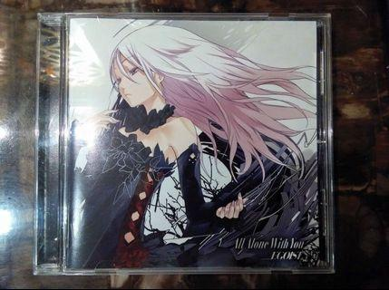 EGOIST All Alone with You Original CD