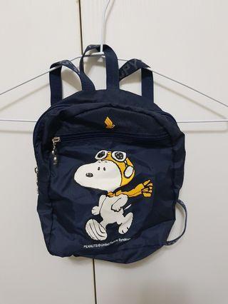 新航史努比Snoopy兒童背包