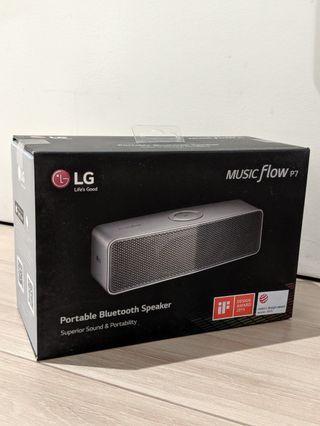🚚 LG Music Flow P7 Bluetooth Portable Speaker