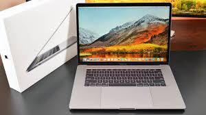 "Macbook Pro 13"" touch bar ID 2019"
