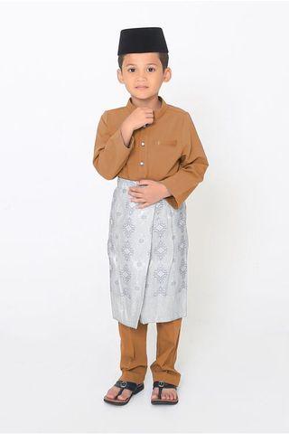 Jovian kids Baju Melayu