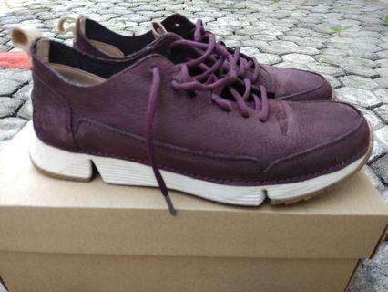 Sepatu bekas original clarks vibram