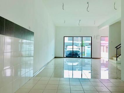 Double Storey Terrace Saujana Perdana For Sale