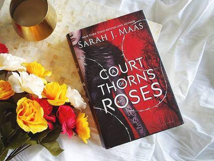 (New / Hardcover) A Court of Thorns and Roses : Sarah J.Maas
