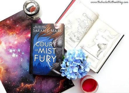 (Hardcover / New) A Court of Mist and Fury : Sarah J.Maas