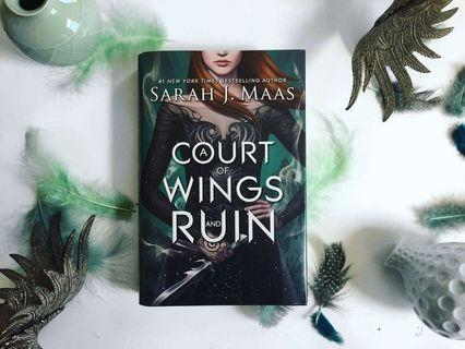 (Hardcover / New) A Court of Wings and Ruin : Sarah J.Maas