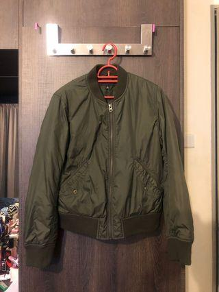 Uniqlo Bomber Jacket (WOMEN)