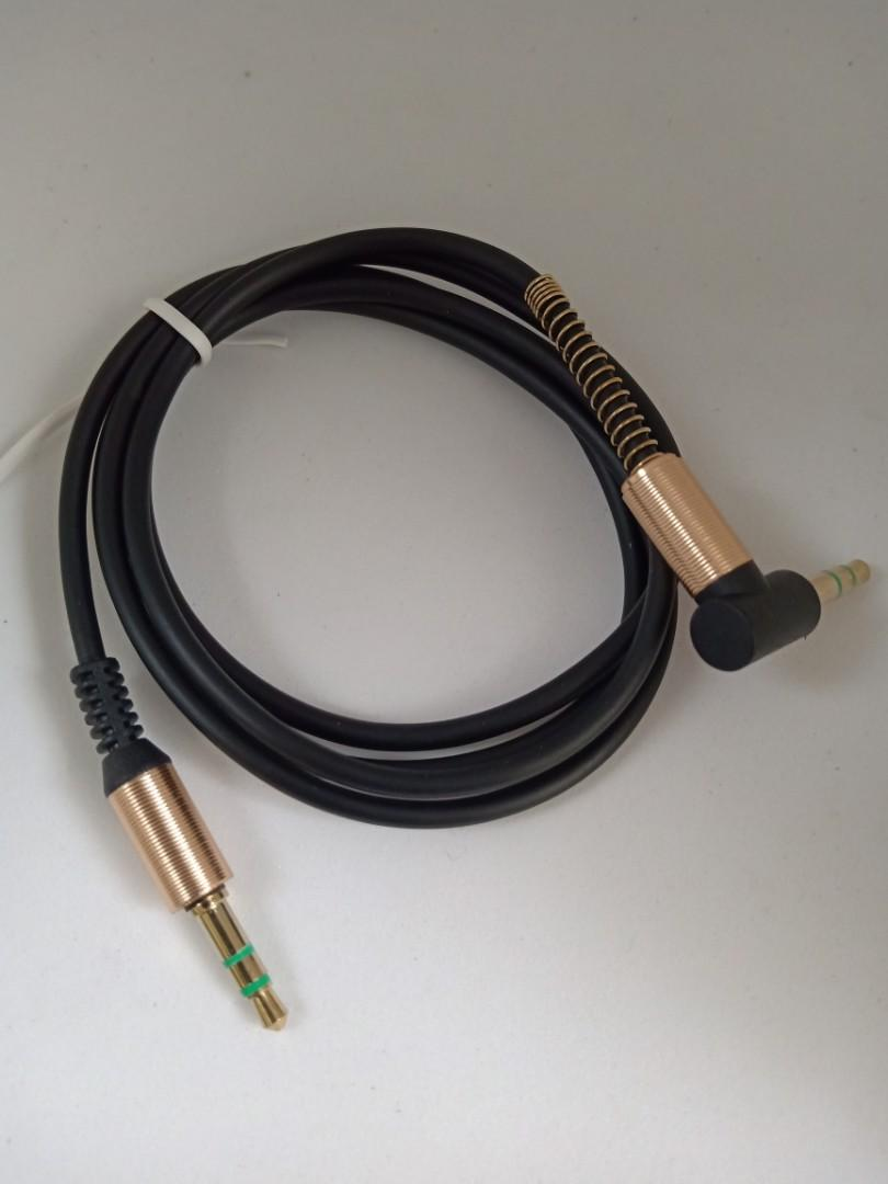 High Quality Audio Cable Male to Male 3.5mm